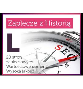 Zaplecze Seo z Historią (L)