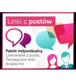 Linki z Postów