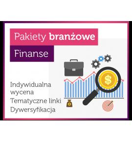 Finanse (Indywidualny)