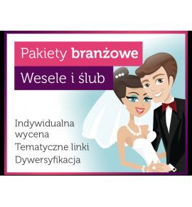 Ślub i wesela (Indywidualny)