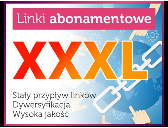 Linki Abonamentowe (XXL)