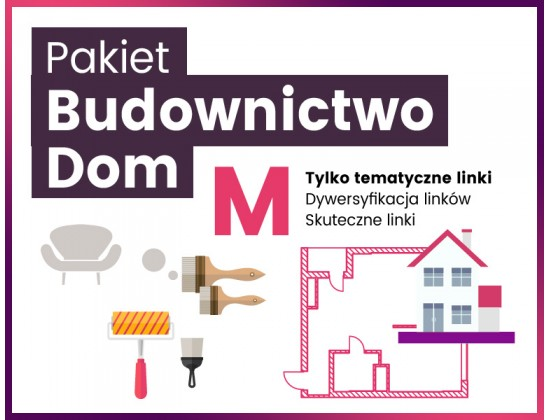 Pakiet Budownictwo/Dom (M)