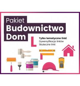 Pakiet Budownictwo/Dom (L)