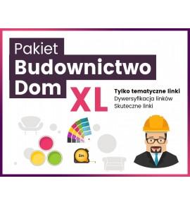 Pakiet Budownictwo/Dom (XL)