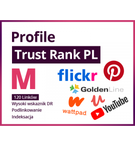 Profile Trust Rank (M)