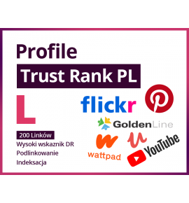 Profile Trust Rank (XL)