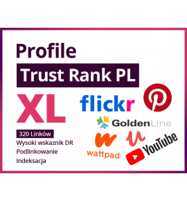 Profile Trust Rank (XXL)